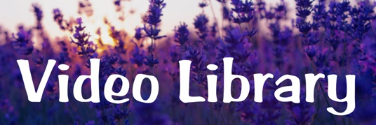 essential oils video library